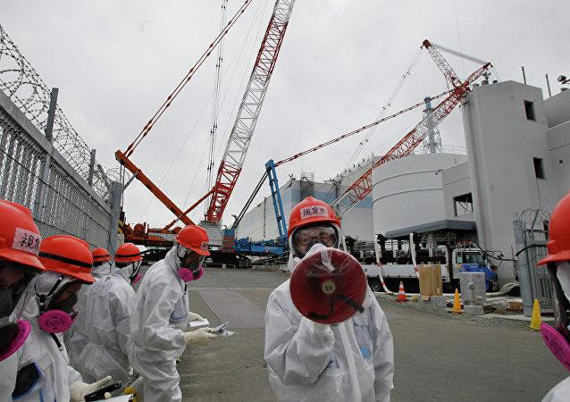 日本媒体:东京未决定怎样处理大量放射性土壤