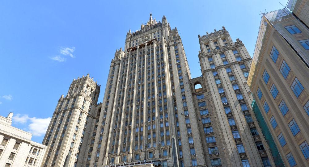 俄外交部:绝不允许将叙利亚人道主义停火用作他途