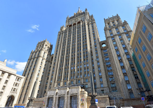 """俄外交部:安卡拉的反俄宣传是其卷入""""伊斯兰国""""石油走私被揭露的反应"""