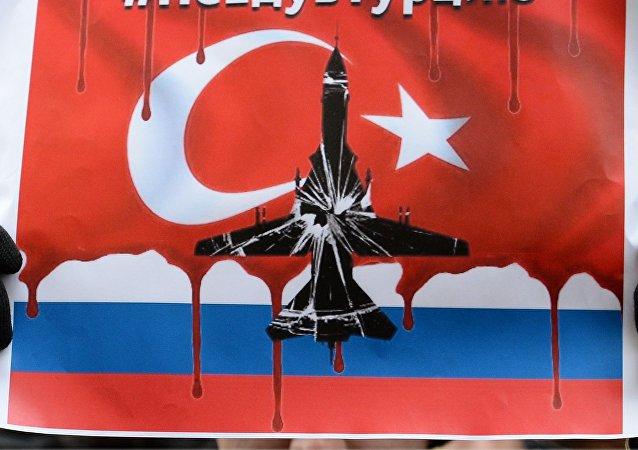 专家:击落俄战机事件将对土经济和商业造成负面影响