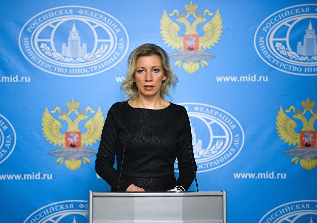 外交部:俄希望巴西问题能不受外部干扰解决
