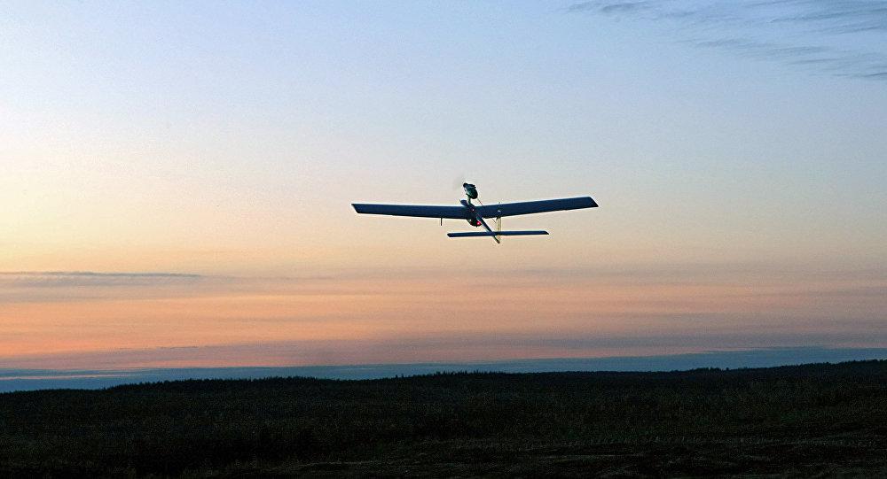媒體:俄科學家研制出可根據氣味識別炸彈的無人機