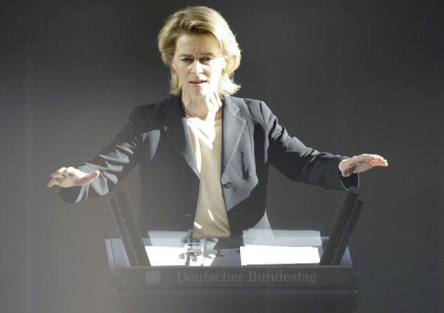 德国防部长:德国不欠北约债务