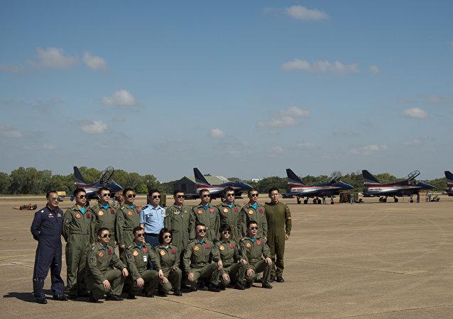 泰国一架军事直升机失踪