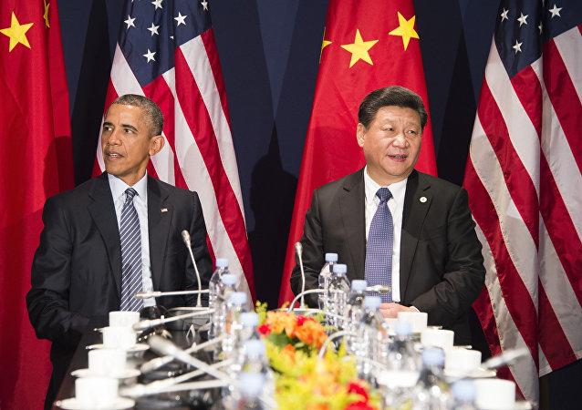 习近平:中美应保障双边关系持续发展