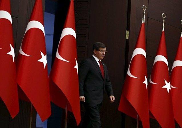 土耳其总理:土方不会就苏-24事件向俄方道歉