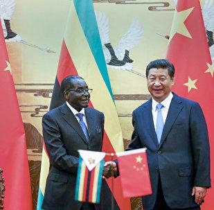 習近平將鞏固中國在非地位