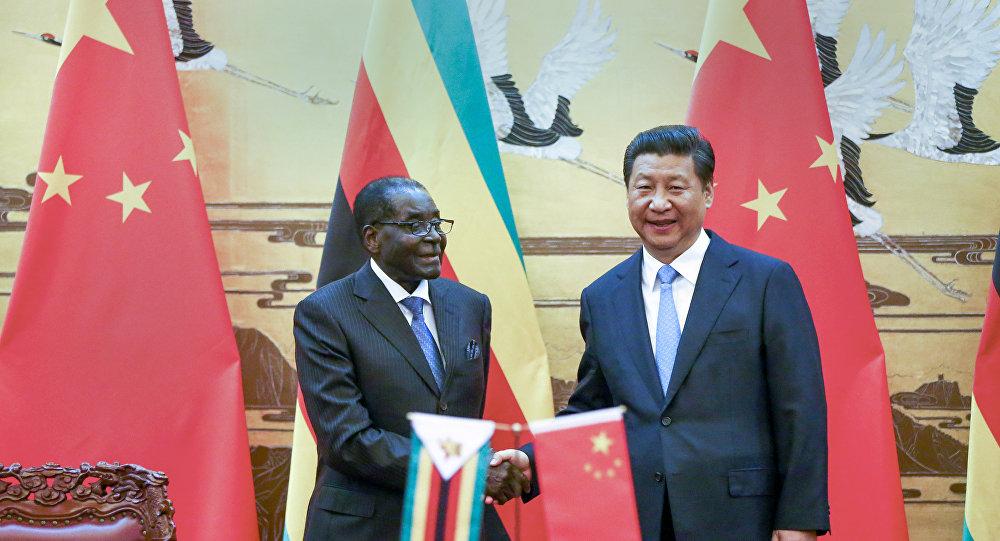 习近平将巩固中国在非地位