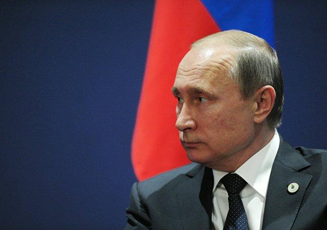 快讯:普京表示,俄美鉴于对方利益开展建设性对话的同时,还可以有效应对挑战和威胁。