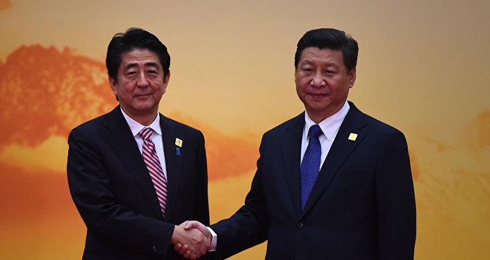 媒體:日首相呼籲中國領導人停止對朝出口石油