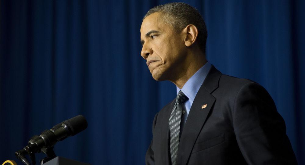 奥巴马在五角大楼悼念9·11遇难者