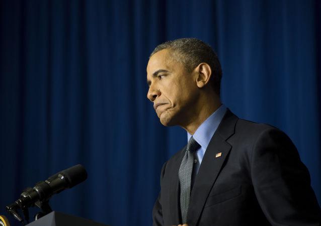 """奥巴马:打击""""伊斯兰国""""将是核安全峰会议题之一"""