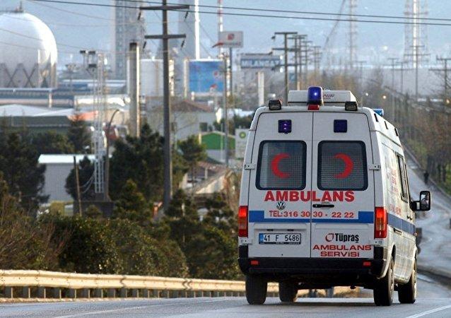 土耳其救護車