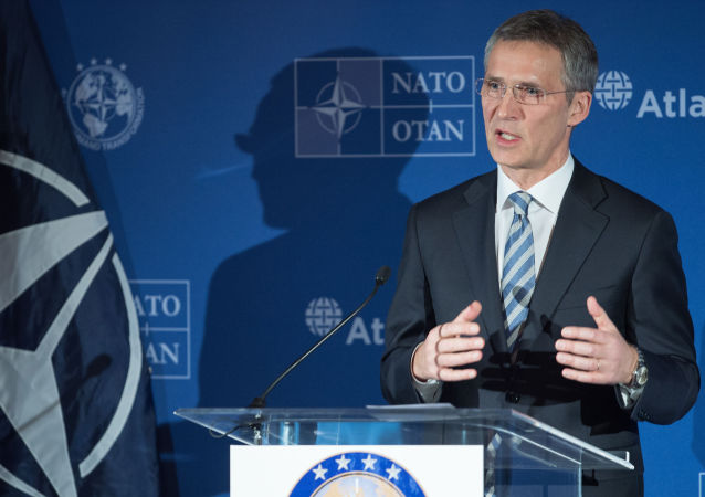 """北约秘书长:北约不希望掀起与俄罗斯的""""冷战"""""""