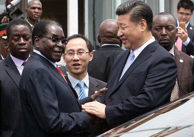 中国商务部:质疑对非合作真实意图不符合中非关系现状