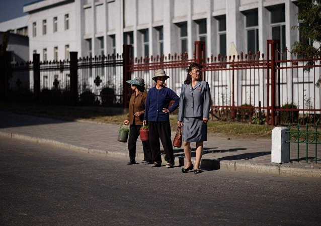 金正恩移民美国的姨妈起诉三名从朝鲜叛逃者诽谤