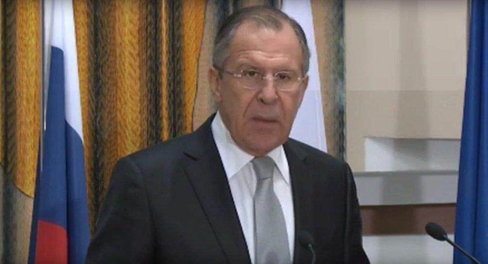 拉夫罗夫:明斯克协议所规定行动的一贯性不可动摇