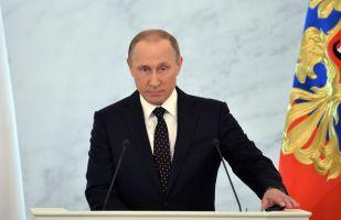 普京将于2月初向联邦会议发表国情咨文