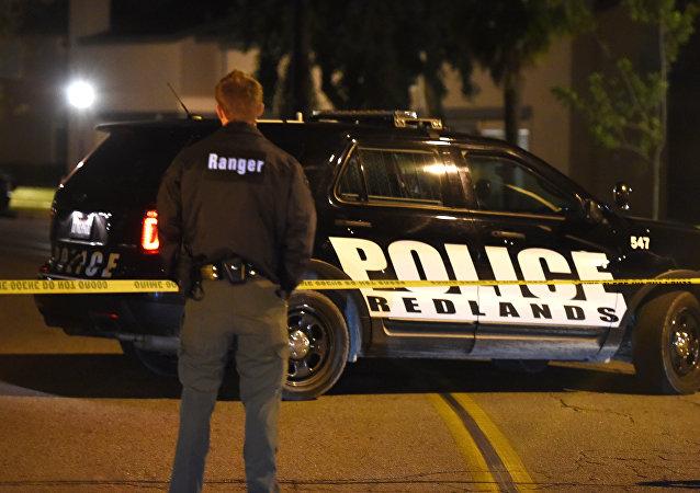 在美国在警察开枪射杀一人后再次发生抗议活动