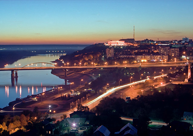 巴什基尔共和国首府乌法
