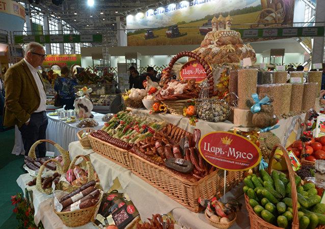 京东集团有意在中国市场推广俄罗斯食品