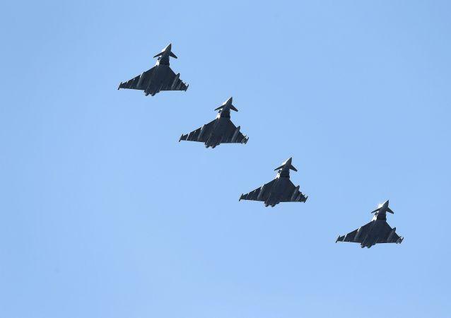 英国国防部:该国启动反IS行动