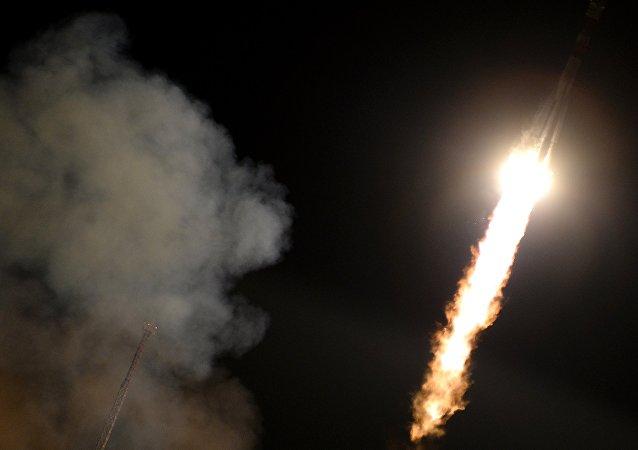 """""""联盟 - 2.1V""""发射的军用卫星通讯系统正常运行"""
