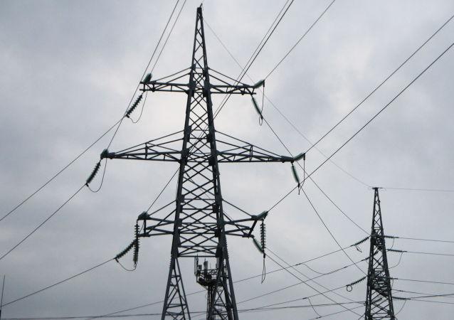 俄能源部:因远东电网事故一度中断的对华供电恢复