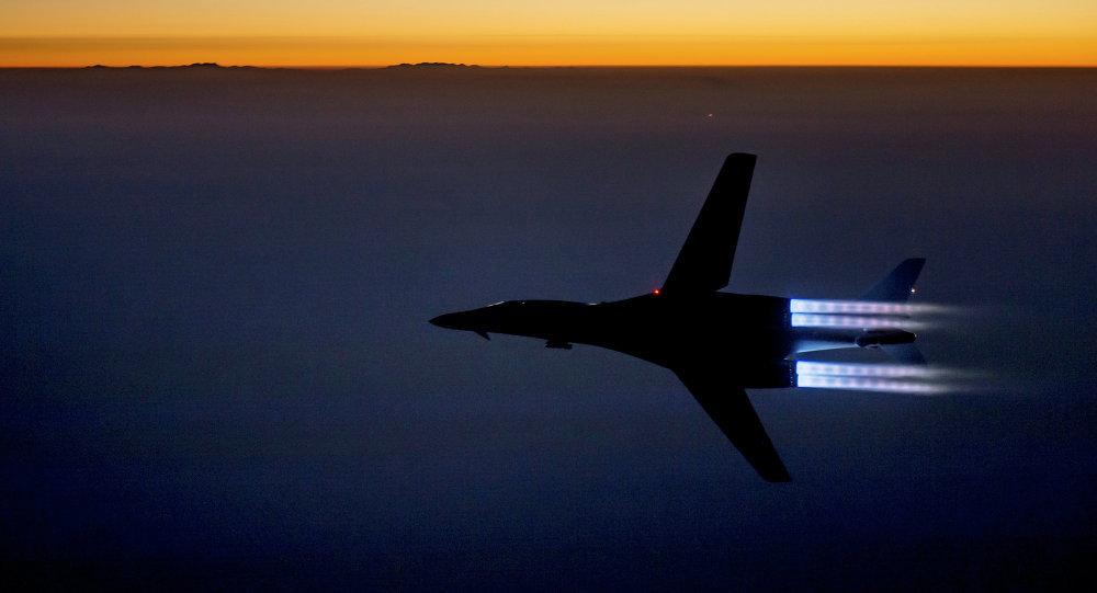 国际联盟飞机攻击叙伊边境居民点 12名平民死亡