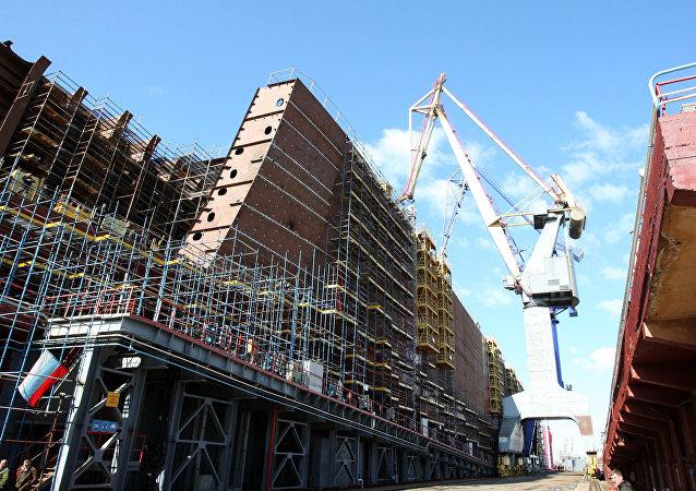 俄罗斯与希腊正筹划船舶建造及维修领域的大型项目