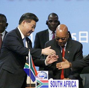 习近平在非洲打造丝绸之路