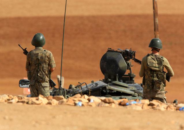 兩名土軍人在與伊拉克接壤地區觸雷身亡