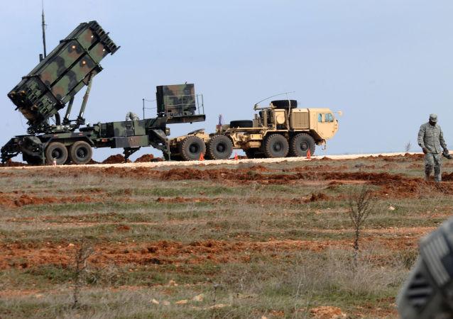 爱国者防空导弹系统