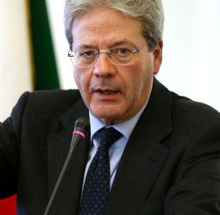 意大利總理真蒂洛尼