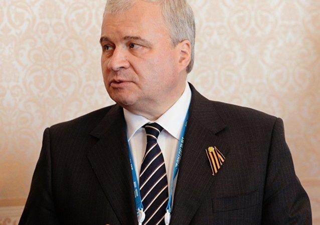 俄驻华大使:愿进一步促进四川省与俄罗斯地方的合作