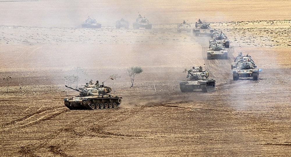 電視台:部分土軍已撤離伊拉克北部營地