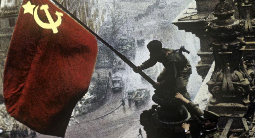 攻占德国国会大厦的最后一位参战老兵病故