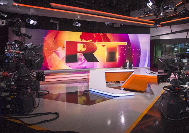 媒体︰ 英国银行拒绝关闭俄RT电视台帐户