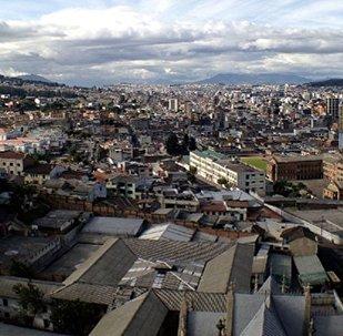 厄瓜多爾首都基多