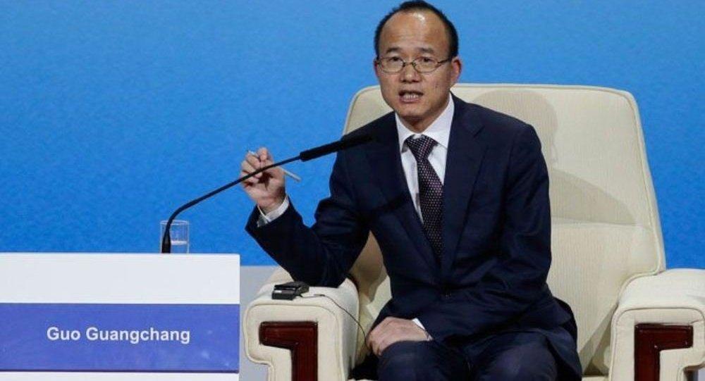 媒体:中国富豪之一郭广昌被拘