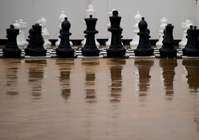 俄中国际象棋友谊赛将在上海举行