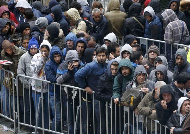 联合国提议在欧盟各成员国建立难民接收中心