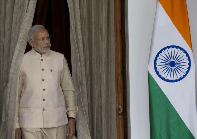 """印总理:巴黎协议是""""气候公平""""的胜利"""