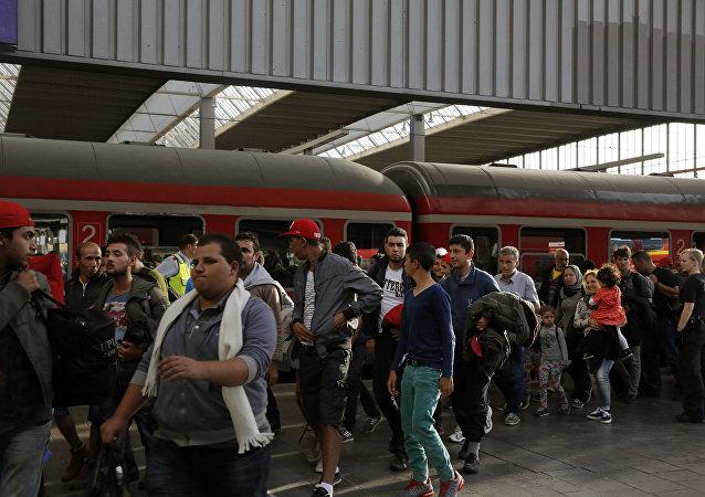 欧委会委员:德国明年无力再接收110万难民