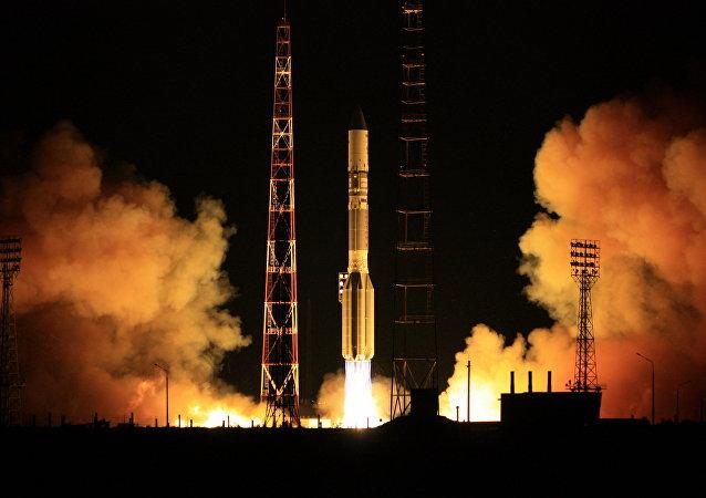 俄空天军已接手新军事卫星的管理权