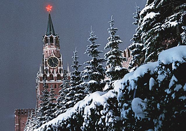 低至零下27度的异常西伯利亚严寒将于下周抵达莫斯科