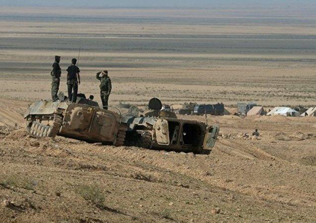 俄常驻联合国代表:怀疑美国为首的联盟对叙利亚政府军发动袭击并非意外