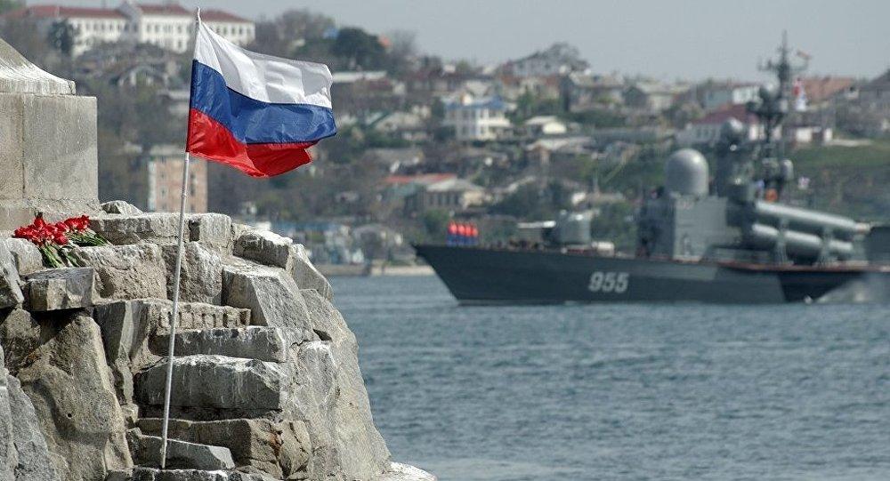 美國有關俄軍增加黑海存在的聲明系謊言