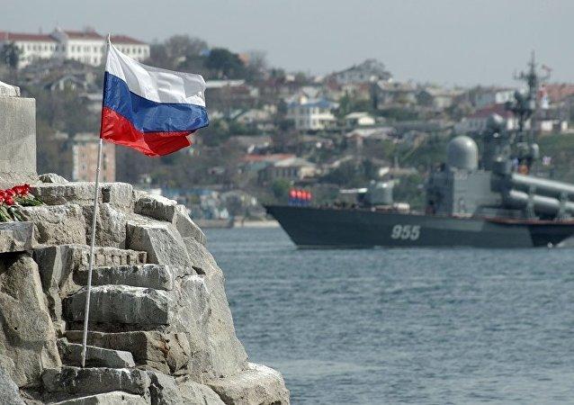 黑海舰队的导弹艇强