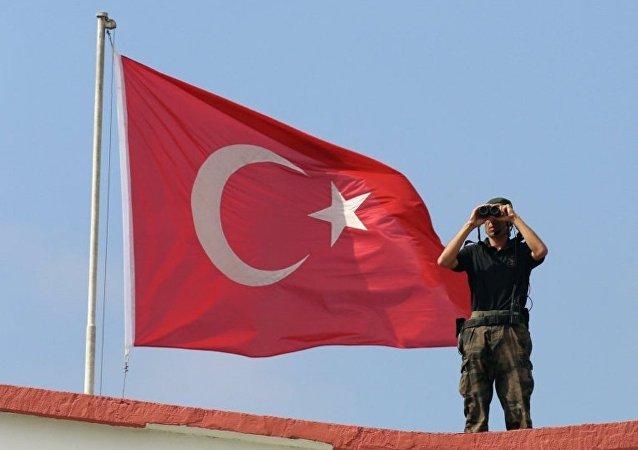 土耳其强力人员再次在东部地区对库尔德工人党发动反恐行动